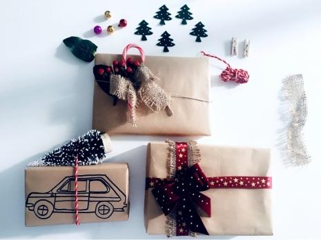 how to wrap Xmas gifts, xmas, gifts, wrap the gifts, pakowanie prezentow, gwiazdka