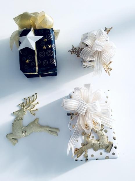 how to wrap Xmas gifts, xmas gifts, presents, jak zapakowac prezenty