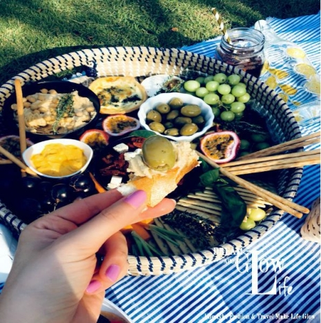 lifestyle blog, fashionblog, food, summer time, spring party, garden party,